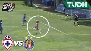 ¡Grave FALLA! Chivas no anota | Cruz Azul 1-0 Chivas | Grita México BBVA Femenil AP2021 -J2 | TUDN