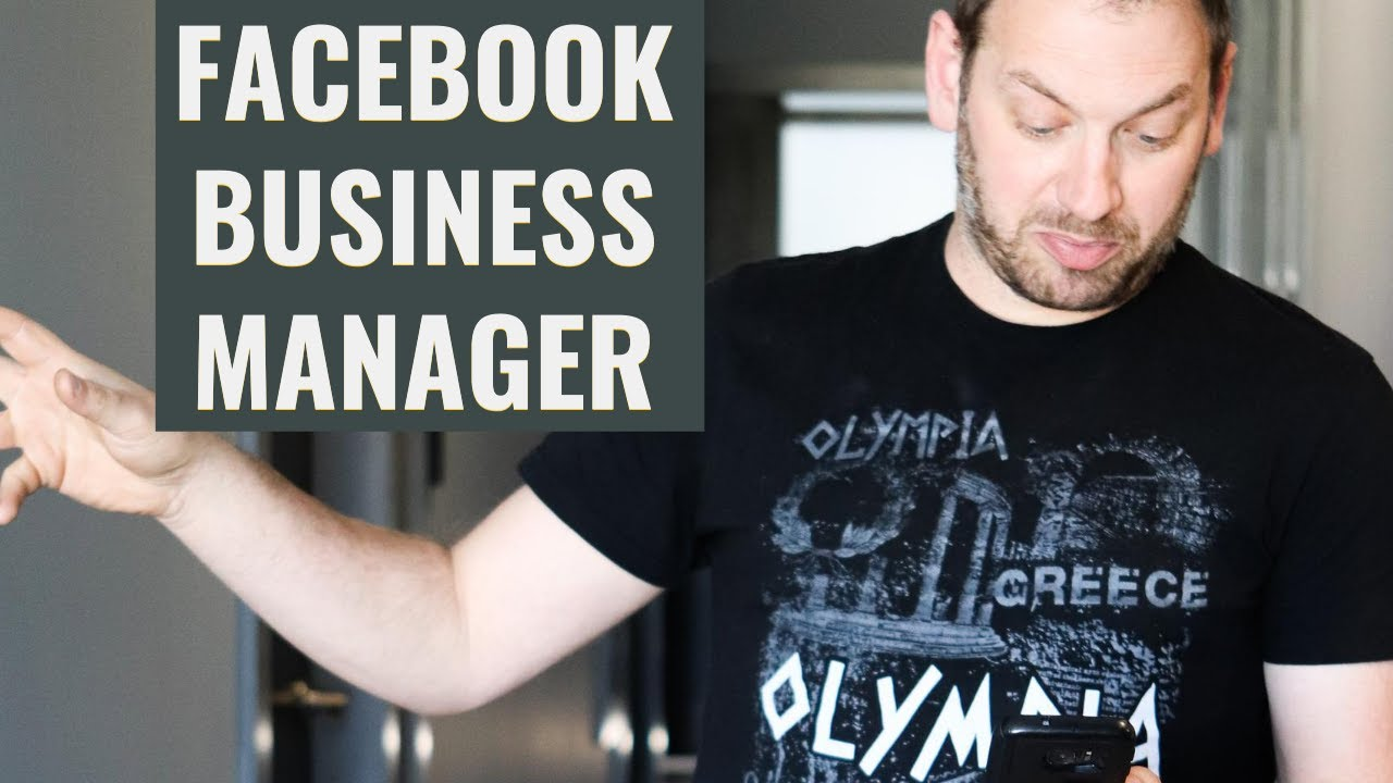 Why You Should Be Using Facebook Business Manager