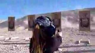 McKenzie - 11yo Girl at Shooting Range #2 of #3