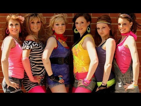 Top 50  80s Costume Party Ideas Best vintage costumes 80s Top retro style 1980s