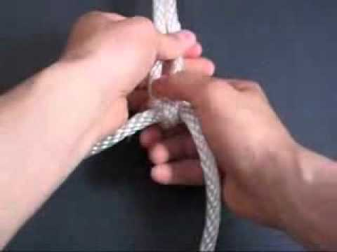 The Cross Knot - Rope Bondage Knot Tutorial