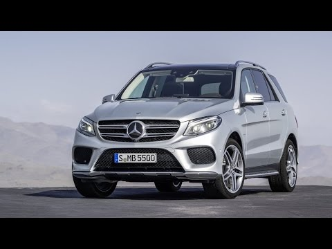 New Mercedes GLE - обзор Александра Михельсона