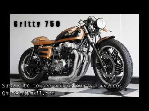1978 Honda CX500 Custom cafe racer build from start to finish.  how to make a cafe racer