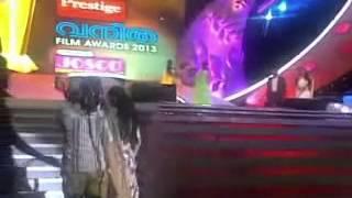Vanitha Film Awards 2013 Isha Talwar Best New Comer Award