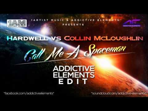 Hardwell vs Collin McLoughlin   Call Me A...