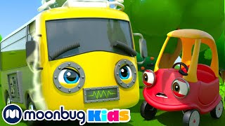 Robot Buster is Being A Mean Bully! | Go Buster By Little Baby Bum | Kids Cartoons & Baby Videos