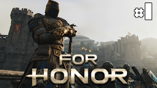 For Honor - Let's Play #1 [FR]
