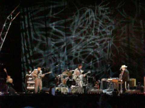 Bob Dylan, Highway 61 Revisited, Hop Farm Festival, 3rd July 2010.