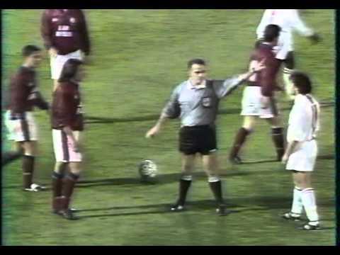 Bordeaux AC Milan 1996 match entier 19 mars 1996