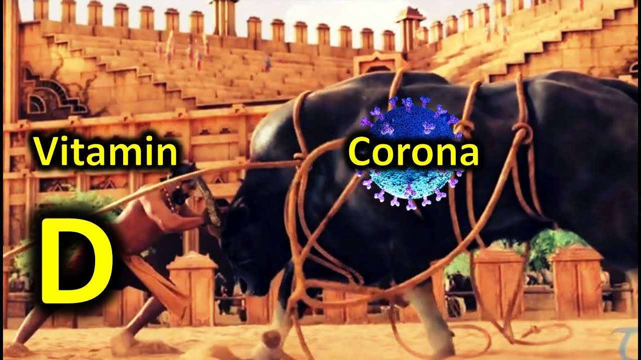 Vitamin D Corona