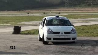Palermo Rallye Exhibition (2^ Prova) / Francesco Profeta - Ignazio Megna / Renault Clio RS