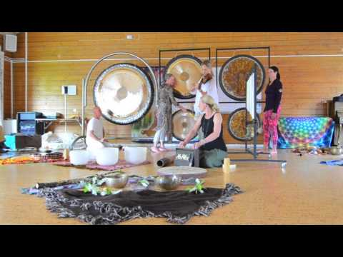 Improvisation Gong Yoga Tone of Life, Yoga...