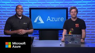 Azure Friday | Metaparticle - A standard library for cloud-native applications on Kubernetes