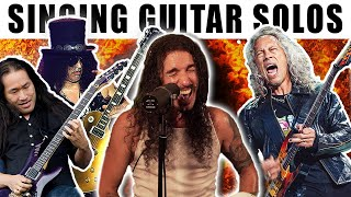Singing Guitar Solos /w Neural DSP