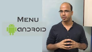 Menu in Android | Android Tutorial for Beginners