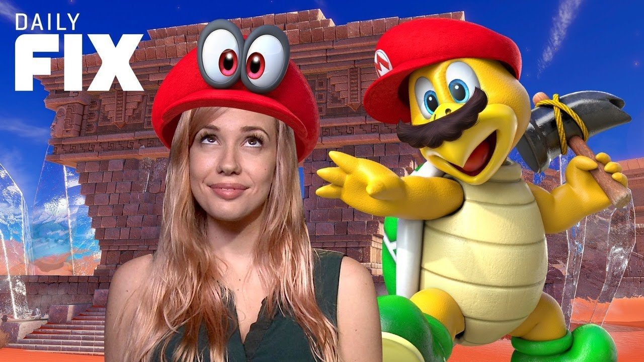 Mario Odyssey Is Fastest Selling Mario Ever – IGN Daily Fix