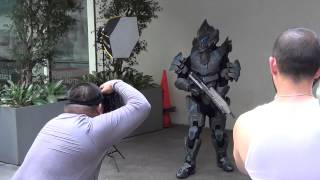 dragoncon 2015 halo photoshoot 405th infantry division cosplay