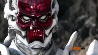 Power Ranger Samurai: Deker saves Dayu