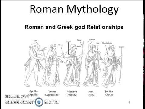 Zick & Cook's FCV #21: Roman Mythology