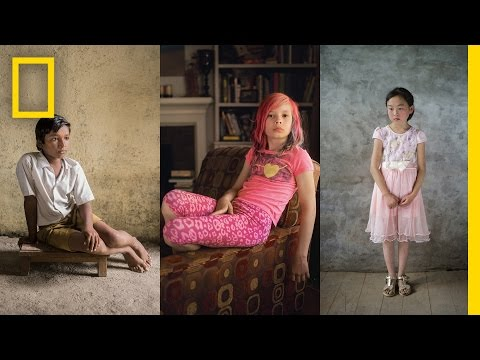 Thumbnail: Hear Kids' Honest Opinions on Being a Boy or Girl Around the World | National Geographic