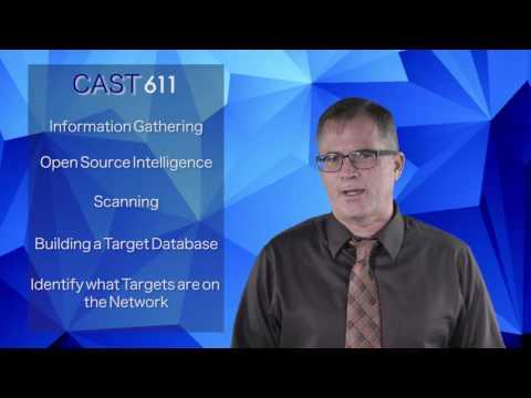 EC-Council: CAST 611 - Advanced Penetration Testing