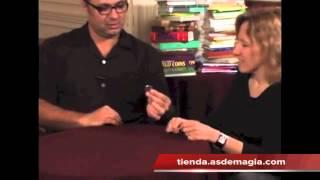 Vídeo: Moneda Medio Dólar Karate
