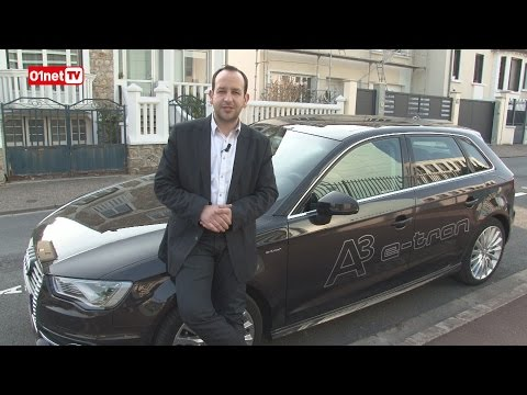 01Drive : essai Audi A3 Sportback e-tro, l'hybride qui donne goût à l'électrique