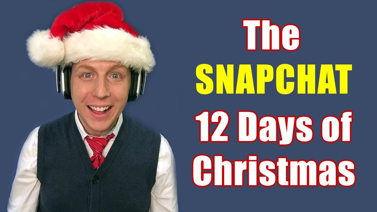 12 days of christmas mashup