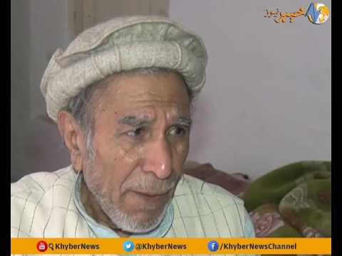 Renowned Pashto drama actor Roidaad Khan spending life in miserable conditions, By Rashid Afaq