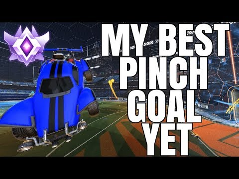 MY BEST PINCH GOAL YET   ALMOST RANK 1   PROFESSIONAL 2V2