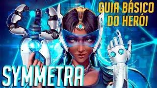 COMO JOGAR DE SYMMETRA - GUIA DO HERÓI - Overwatch Brasil