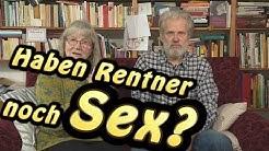 Sex im Alter: Haben Rentner noch Sex?