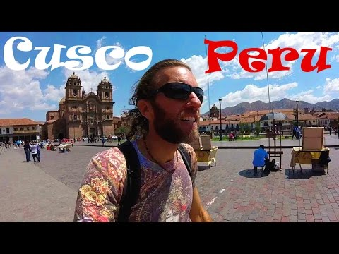 A Walking Tour of CUSCO, PERU: Amazing Ancient City in the Andes