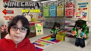 HARBİDEN GÜZEL OYUN OLDU - Minecraft Bed Wars - BKT