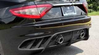 Maserati Grancabrio MC 2013 Videos