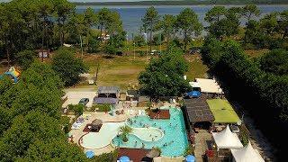 Camping Campéole Le Lac de Sanguinet - Camping à Sanguinet dans les Landes en Aquitaine