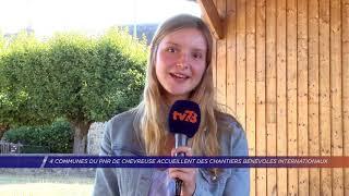 Yvelines | Parc de Chevreuse : Chantiers jeunes bénévoles
