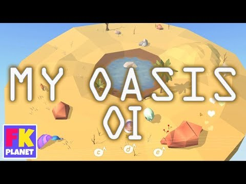 My Oasis Season 2 : Calming and Relaxing Idle Game - PART 1
