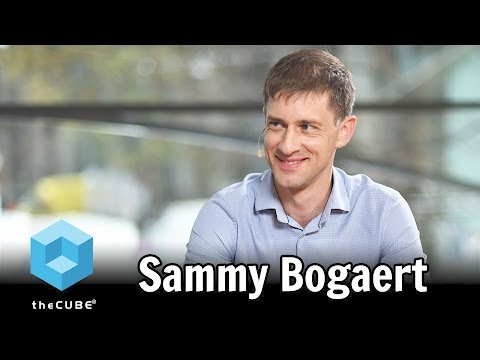 Sammy Bogaert, Delen Private Bank - #nextconf - Nutanix .Next Europe - #theCUBE