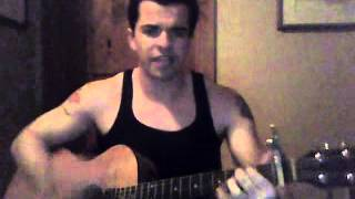 ANGEL'S WINGS SOCIAL DISTORTION ACOUSTIC GUITAR COVER!!!