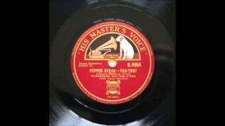 The Washboard Rhythm Kings - Pepper Steak