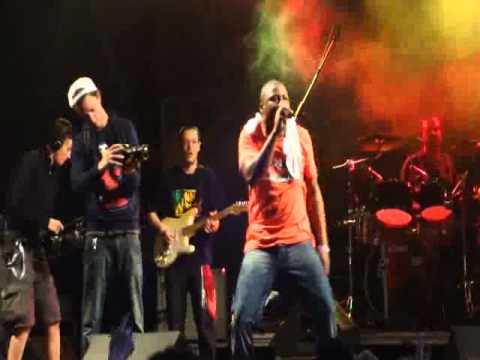 Gappy Ranks Live @ Reggae Jam 2011