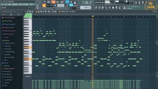 Melodia Piano Romantico ARCHIVO MP3 Y FLP EDITABLE