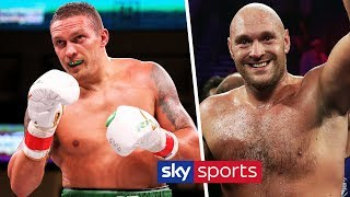 Who would win between Oleksandr Usyk & Tyson Fury? | Dave Coldwell | T2T