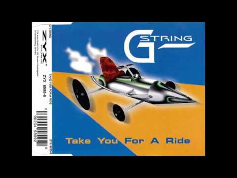 G String - Take You For A Ride [Maxi Cut]