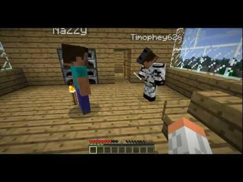 видео: Месть Херобрина - 1 серия - Minecraft сериал