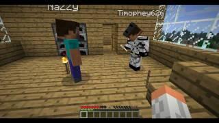 Месть Херобрина - 1 серия - Minecraft сериал(Minecraft - сериал про известного всеми погибшего брата Нотча - Herobrine (1 серия). В сериале рассказывается о экспеди..., 2012-01-26T15:45:40.000Z)