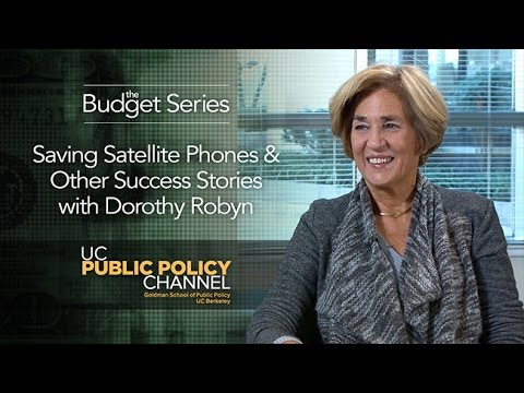 Saving Satellite Phones and Other Success Stories with Dorothy Robyn