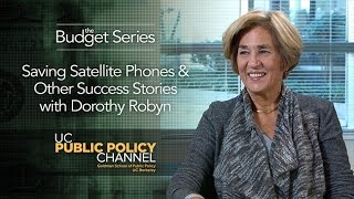 Saving Satellite Phones and Other Success Stories with Dorothy Robyn—The Budget Series
