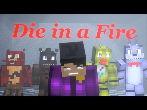 """""""Die in a Fire"""" (FULL MINECRAFT ANIMATION)"""
